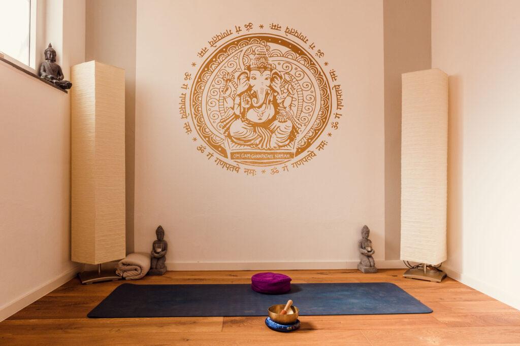 Einstieg Bouldern Yoga